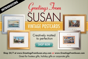 Greetings From Susan Shopping link